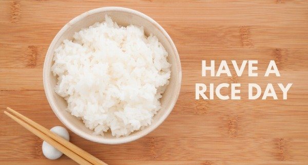 Rice up Your Nutrition