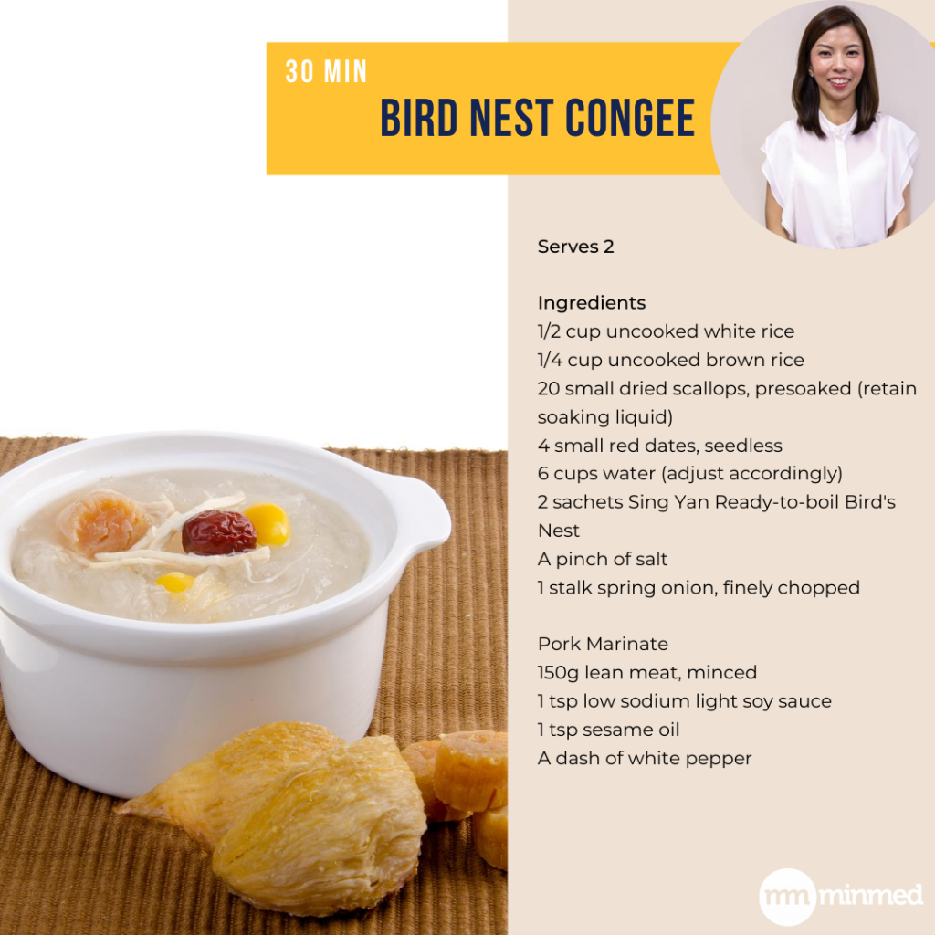 Bird Nest Congee