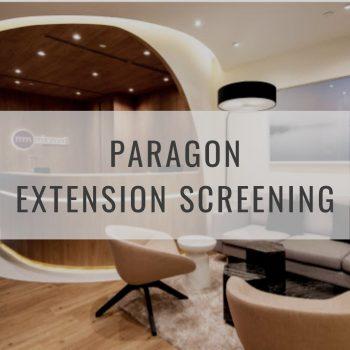 Paragon Extension Screening