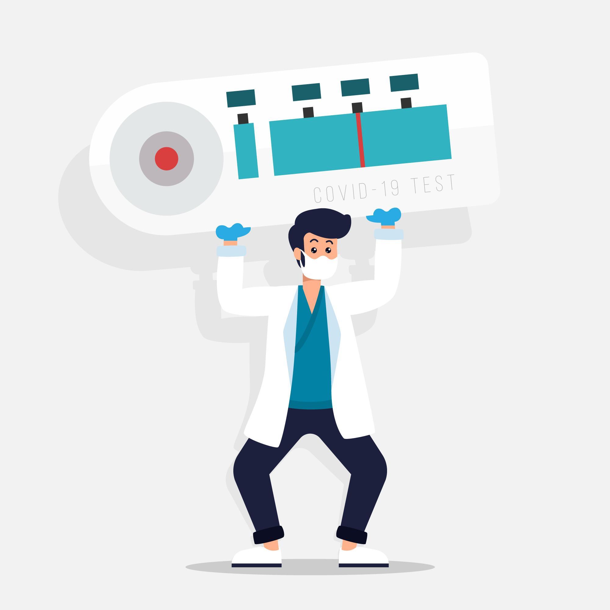 Antigen Rapid Test for Event Organisers